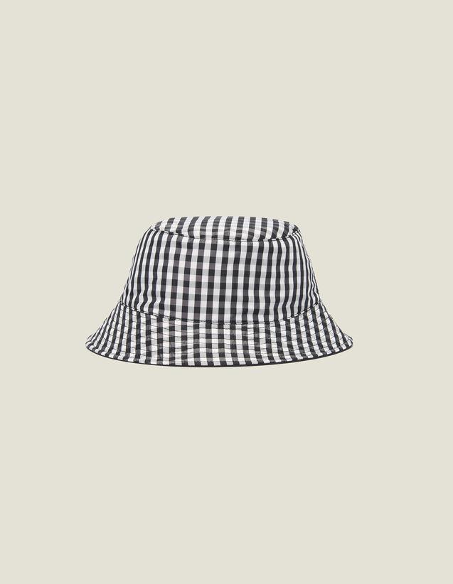 Wendekappe Aus Baumwolle : Kofferpacken für den Sommer farbe Schwarz/Weiss