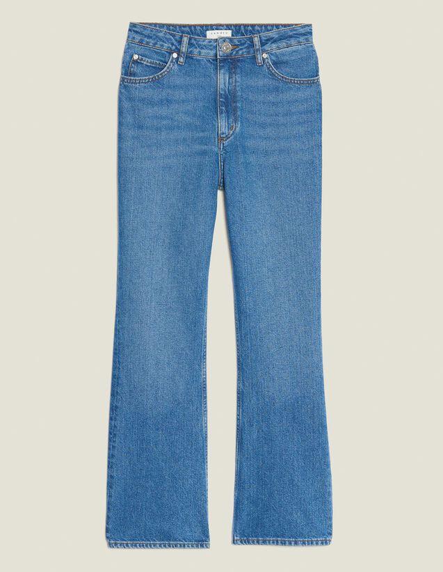 Ausgestellte Jeans : Jeans farbe Blue Vintage - Denim