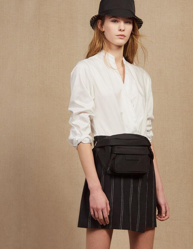 2-In-1-Kleid Aus Baumwolle : Kleider farbe Ecru