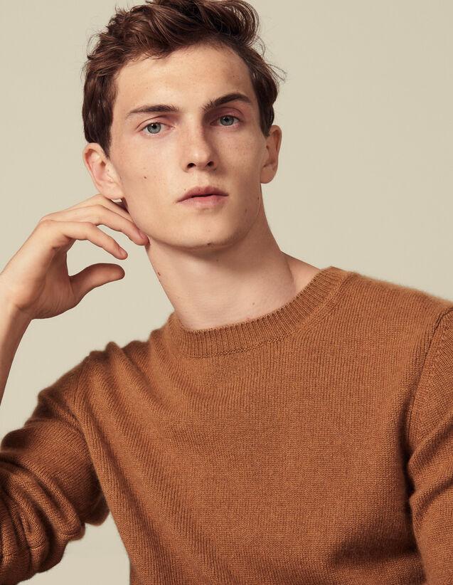 Pullover Aus Kaschmir : Pullovers & Cardigans farbe Dunkel-Camel