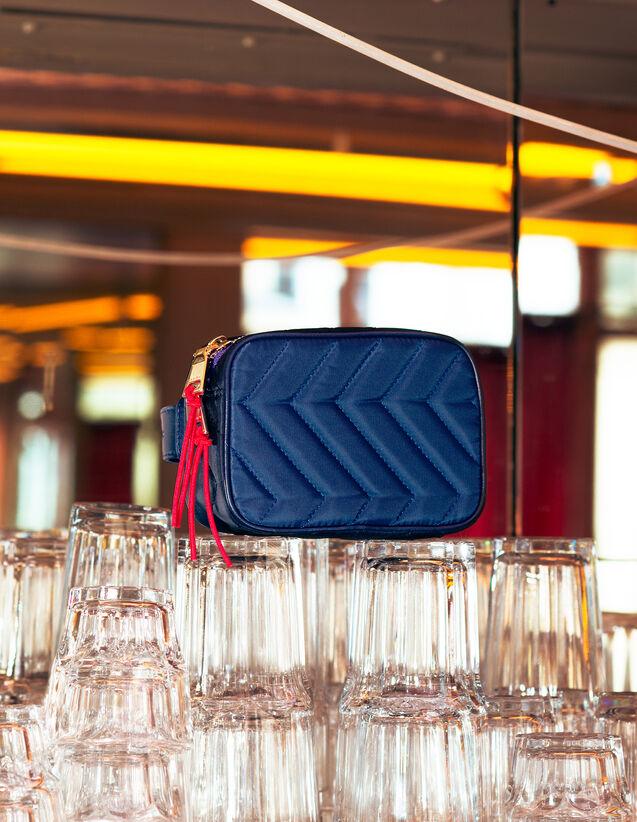 Handtasche Liza : Sommer Kollektion farbe MARINE/NOIR