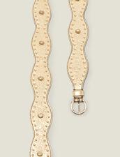 Goldener Gürtel Mit Nieten : Die ganze Winterkollektion farbe Full Gold