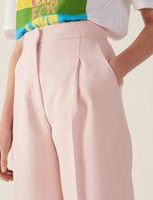 Passende Kostümhose In 7/8-Länge : null farbe Rosa