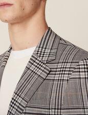 Anzugsakko Mit Klassischem Schnitt : Anzüge & Smokings farbe Grau