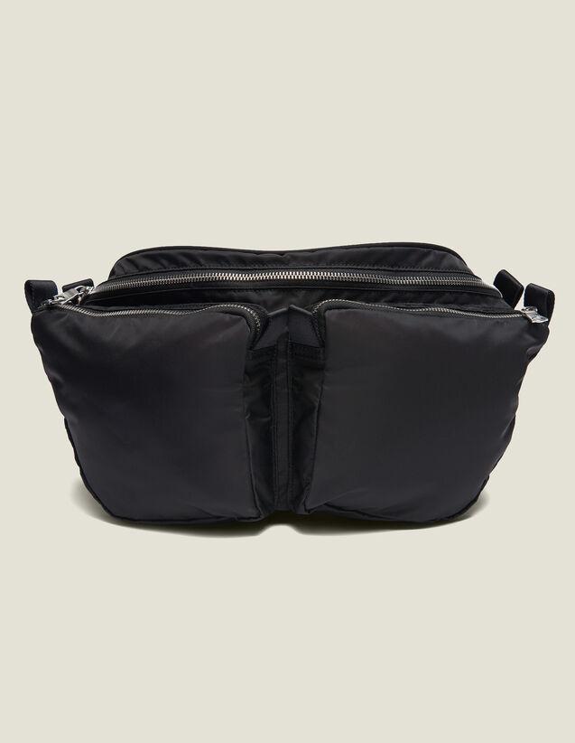 Gürteltasche : Alle Lederwaren farbe Schwarz