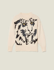 Pullover mit Rundhalsausschnitt : FBlackFriday-FR-FSelection-30 farbe Ecru