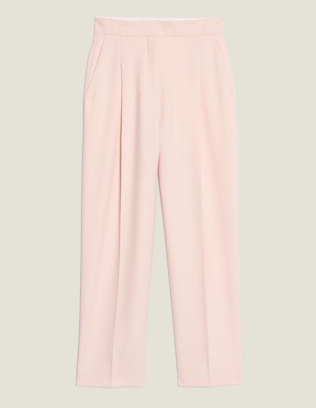 Passende Kostümhose In 7/8-Länge : Hosen farbe Rosa