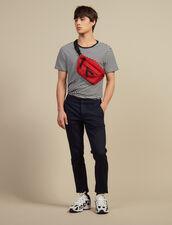 Crossbody-Gürteltasche : Alle Lederwaren farbe Rot