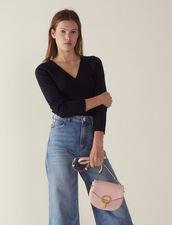 Pépita Tasche, Kleines Modell : Sommer Kollektion farbe Pivoine