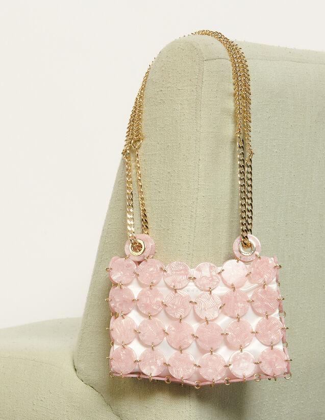 Pastille Tasche : Taschen farbe Veilchenblau