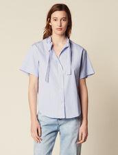 Popelinehemd Mit Kurzen Ärmeln : Kurzarmhemd farbe Blau
