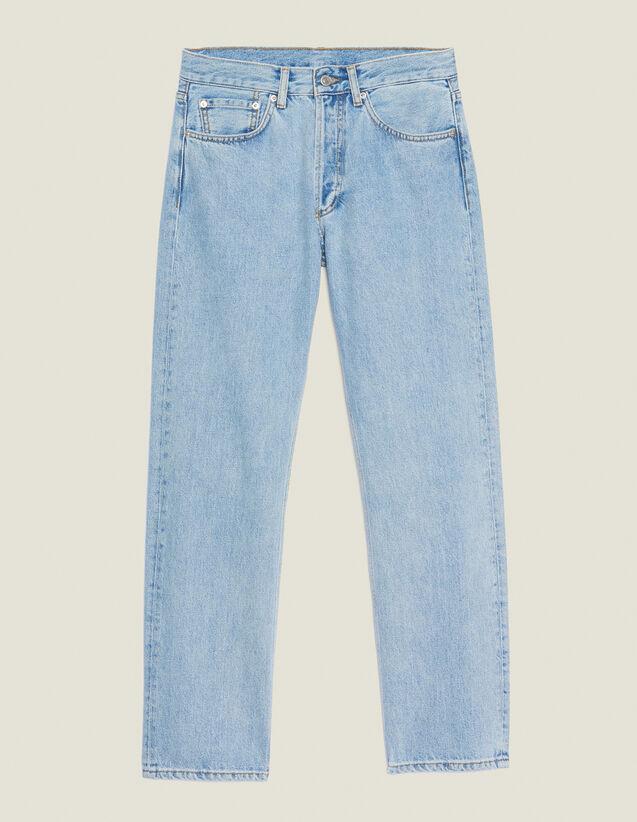 Gerade Jeans : Jeans farbe Blue Vintage - Denim
