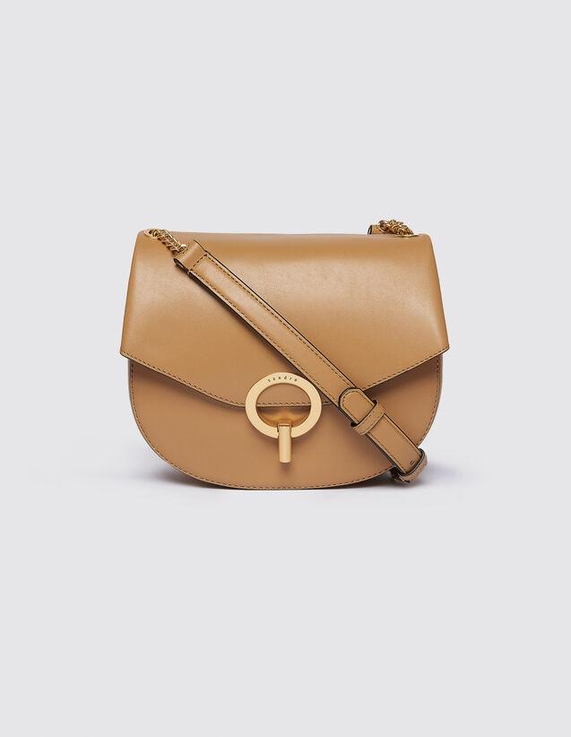 Handtasche Pepita Mittleresmodell : null farbe Ecru