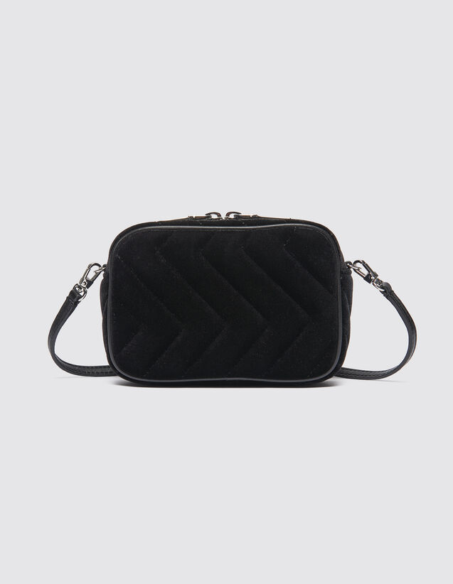 Handtasche Liza : Sommer Kollektion farbe Schwarz
