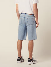 Bermudashorts Aus Jeans : LastChance-CH-HSelection-Pap&Access farbe Blue Vintage - Denim