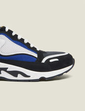 Flame Sneaker : Schuhe farbe Dunkel-Marine