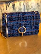 Tasche Yza aus Tweed : Die ganze Winterkollektion farbe Bunt
