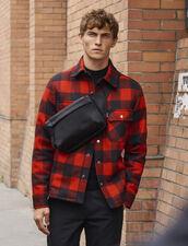 Crossbody Tasche : Sommerkollektion farbe Schwarz