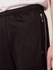 Jogginghose Im Trackpant-Stil : HSF-UK-PAP&ACCESS farbe Schwarz