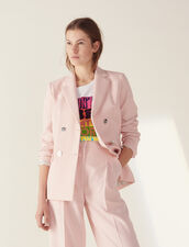 Passende Kostümjacke : Blousons & Jacken farbe Rosa