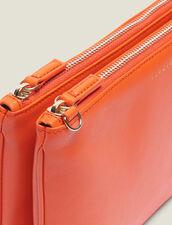 Addict Pochette : null farbe Orange