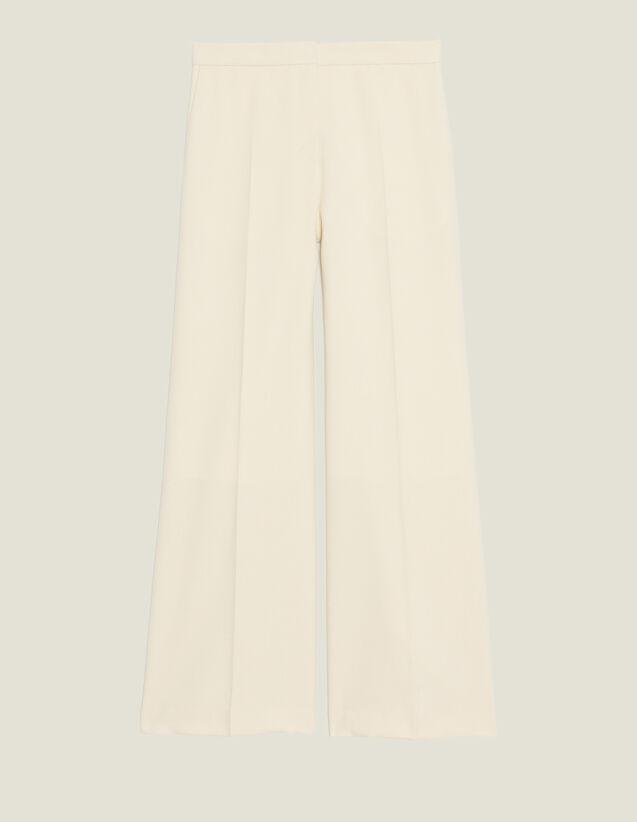 Kostümhose : Hosen farbe Ecru