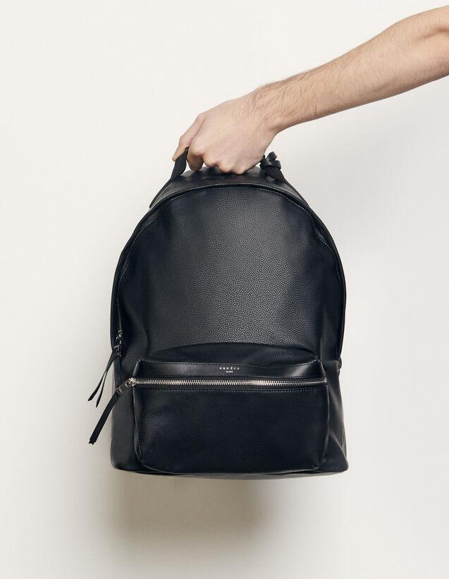 Rucksack aus Toile : Alle Lederwaren farbe Schwarz
