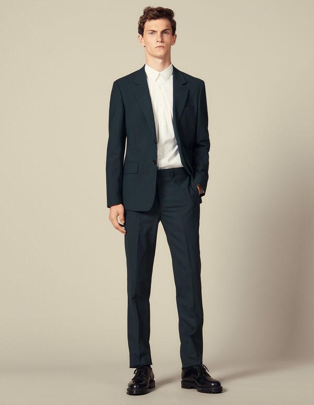 Anzughose : Anzüge & Smokings farbe Vert foncé