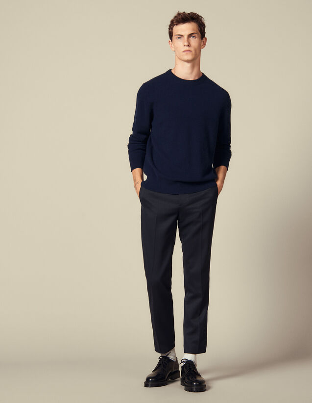 Pullover Aus Kaschmir : Pullovers & Cardigans farbe Schwarz