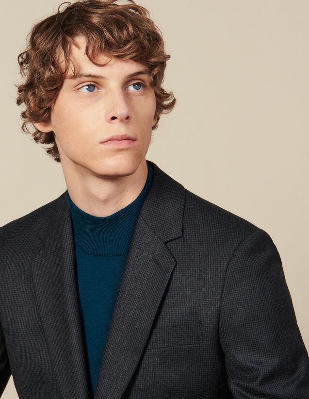 Anzugsakko aus Wolle : Anzüge & Smokings farbe Anthrazit