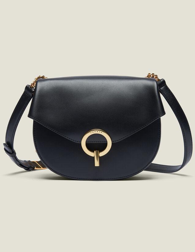 Handtasche pepita mittleresmodell : Die ganze Winterkollektion farbe Schwarz