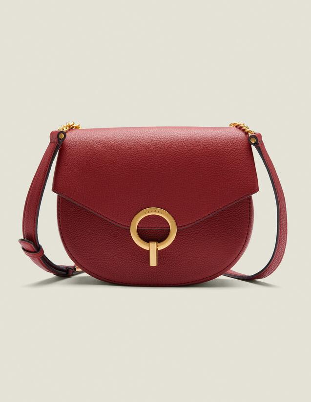 Pépita Tasche, Mittleres Modell : Taschen farbe Ziegelrot