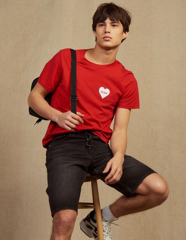 Bermudashorts Aus Jeans : Hosen & Shorts farbe Schwarz