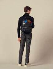 Rucksack Amour : Alle Lederwaren farbe Schwarz