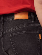 Bermudashorts Aus Jeans : LastChance-RE-HSelection-Pap&Access farbe Schwarz