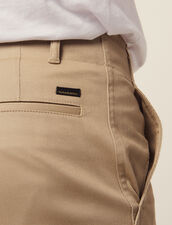 Gerade Geschnittene Chinohose : LastChance-RE-HSelection-Pap&Access farbe Beige
