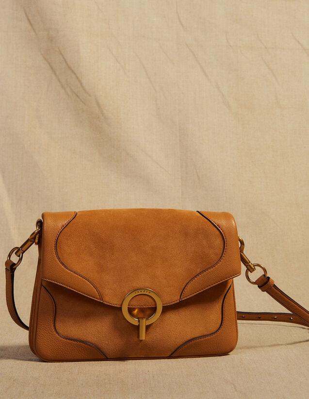Sybille Tasche, Kleines Modell : Sommer Kollektion farbe Camel