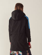 Windjacke Mantel : LastChance-CH-FSelection-Pap&Access farbe Schwarz