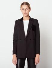 Kostümjacke : Blousons & Jacken farbe Schwarz