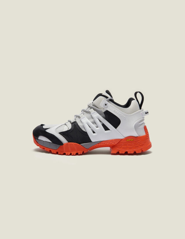 Hiking Shoes : Schuhe farbe Weiß