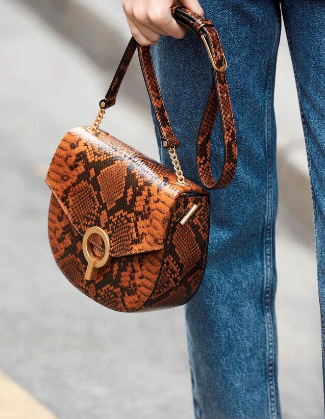 Pépita Tasche : Die ganze Winterkollektion farbe PYTHON CAMEL