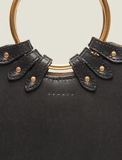 Ringtasche Mit Zwei Tragemöglichkeiten : Taschen farbe Schwarz