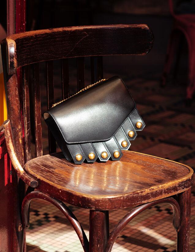 Lou Tasche, Mittleres Modell : Taschen farbe Schwarz