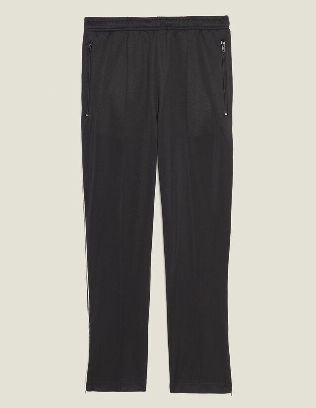 Jogginghose Im Trackpant-Stil : Hosen & Shorts farbe Schwarz