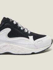 Sneaker Flame : Schuhe farbe B042