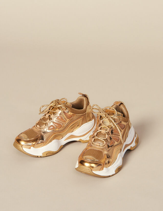 Astro Sneaker : FBlackFriday-FR-Selection-Chaussures farbe Full Gold