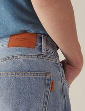 Gerade Jeans : Sélection Last Chance farbe Blue Vintage - Denim