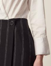 2-In-1-Kleid Aus Baumwolle : null farbe Ecru