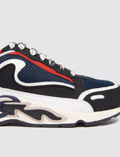 Flame sneaker : Schuhe farbe Khaki