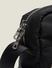 Umhängetasche Aus Gestepptem Nylon : Alle Lederwaren farbe Schwarz